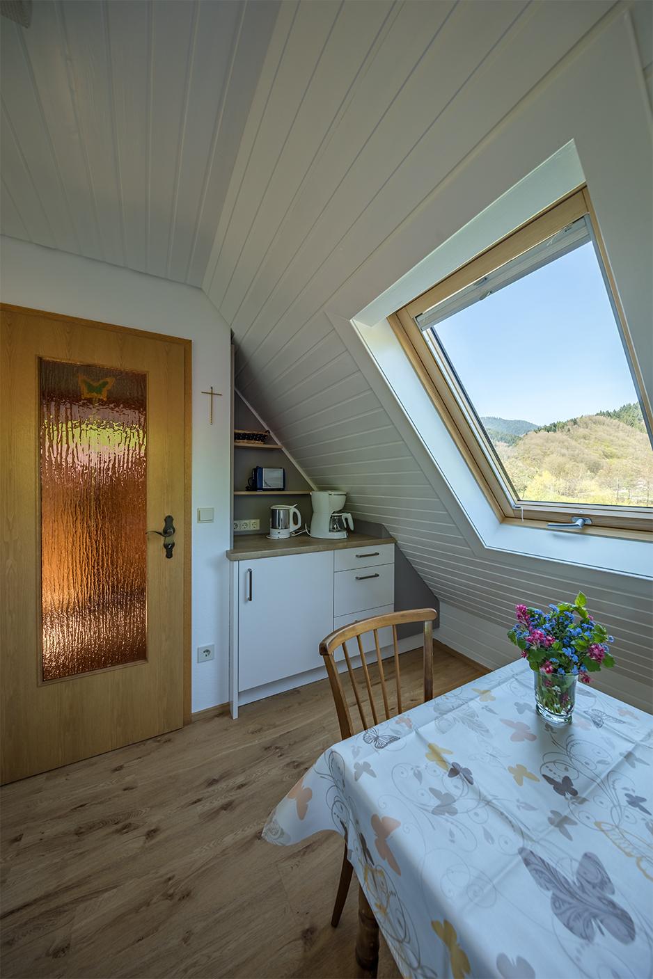 Küche Dachgeschosswohnung(2)